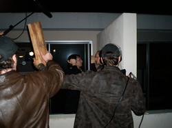 Fight Scene Everyday Joe Short Film