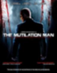Mutilation Man Movie Poster