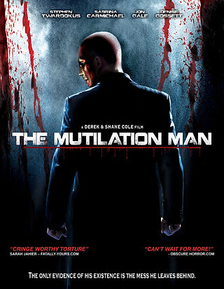 Mutilation Man Movie Poster