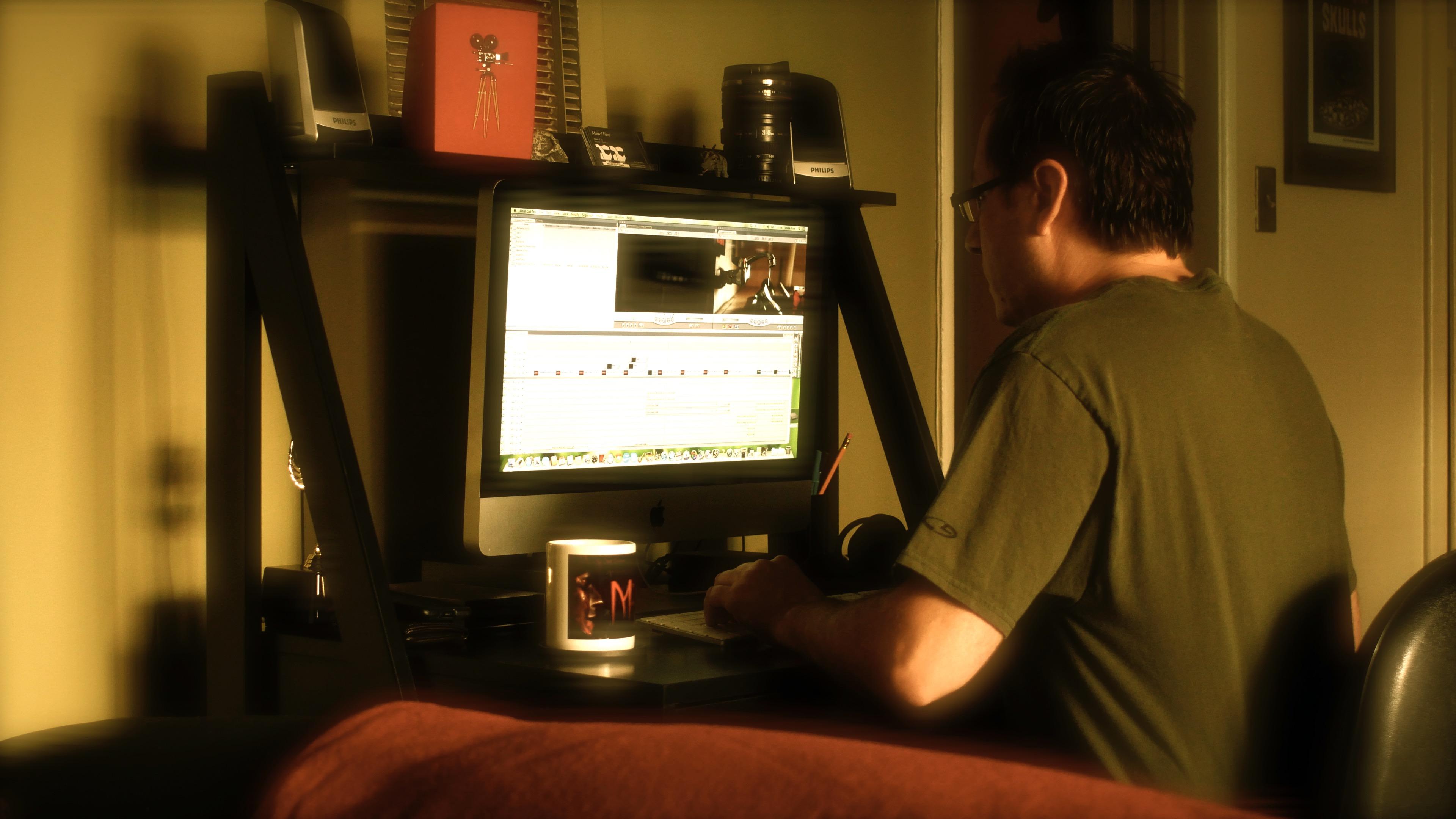 Editing Short Film Final Cut Pro