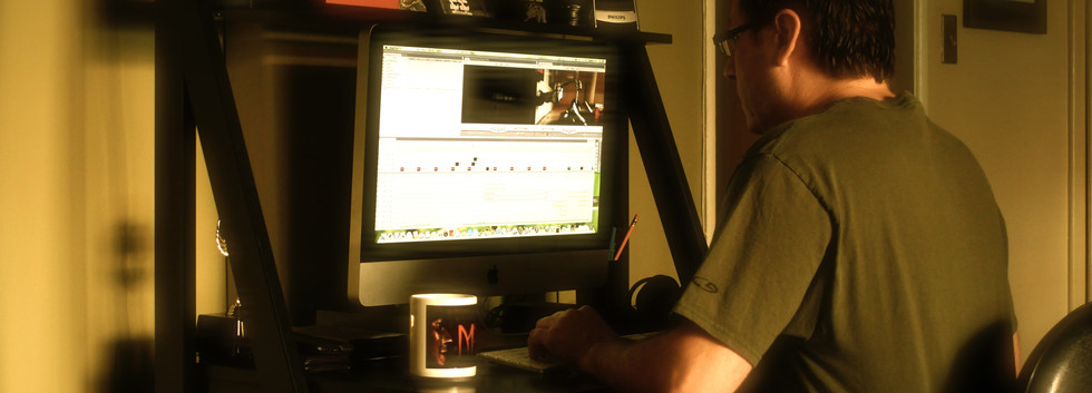 Editing Struggle Short Film