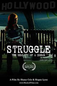 Struggle Short Film Poster