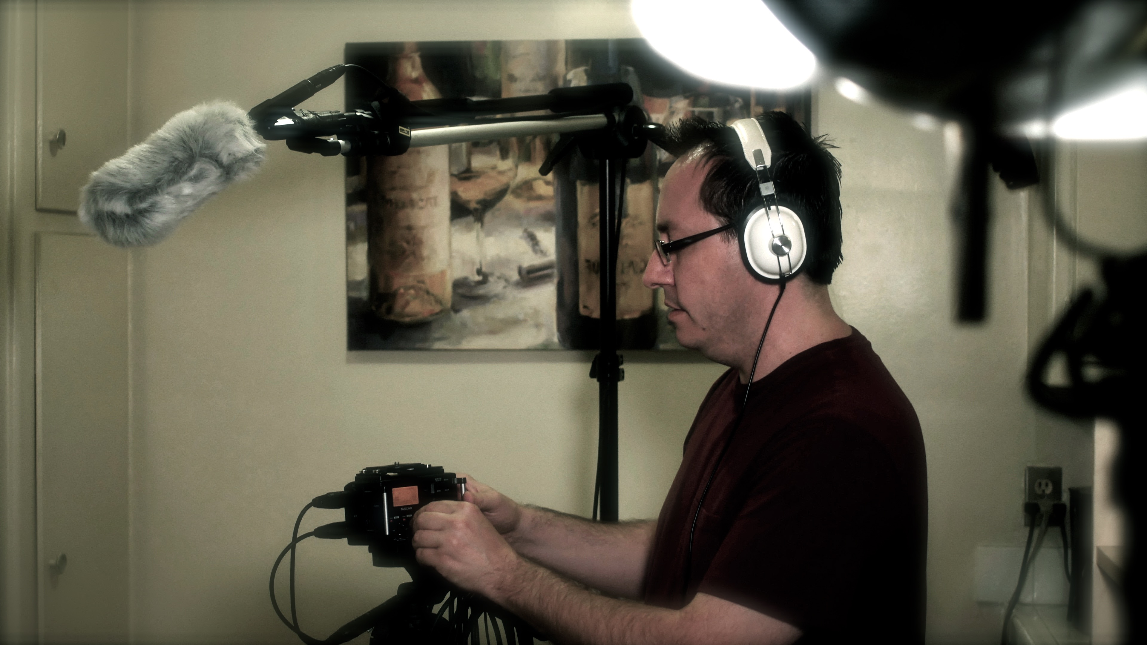 Director Shane Cole Behind The Scene