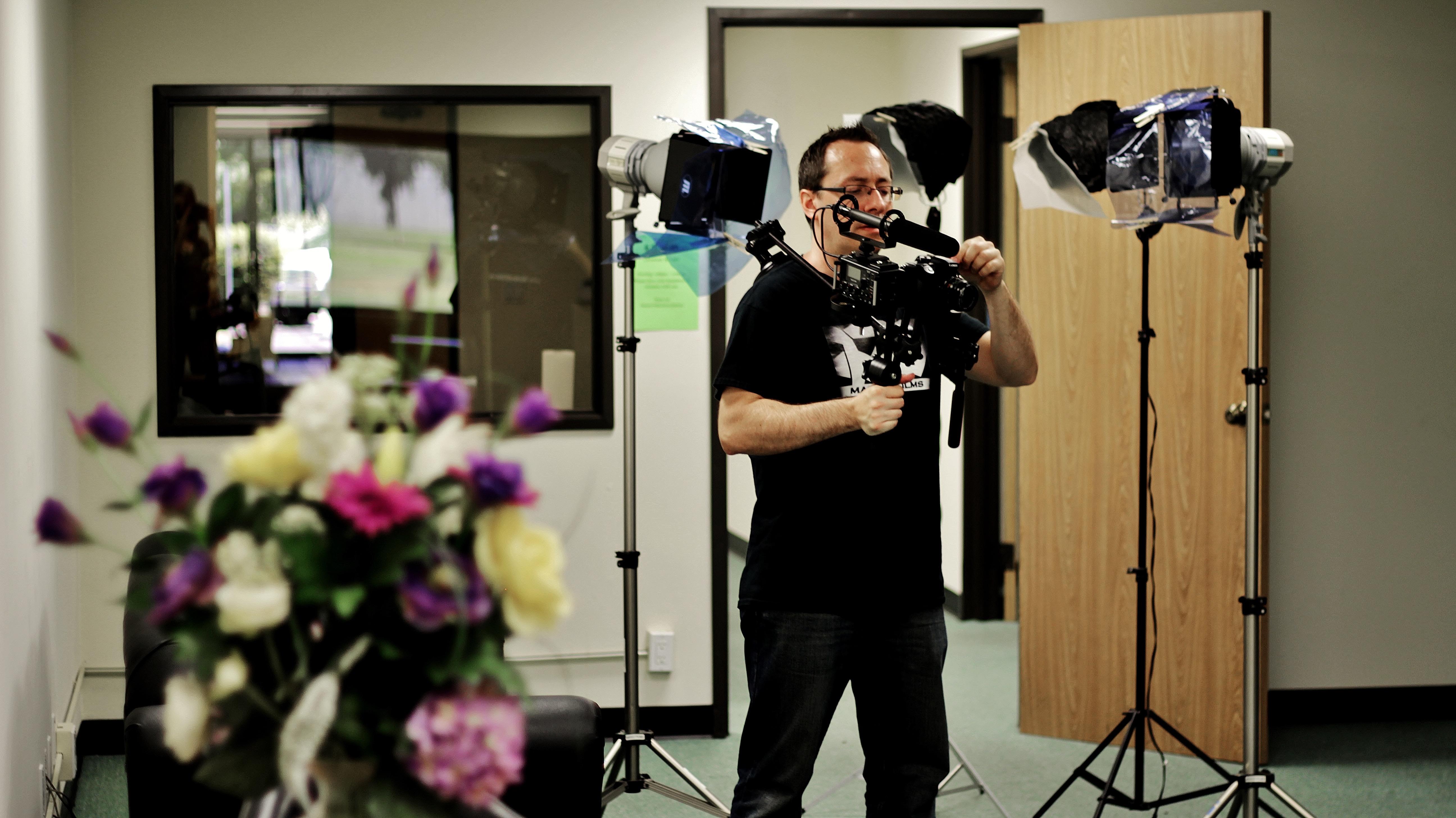 Shane Cole Camera Operator