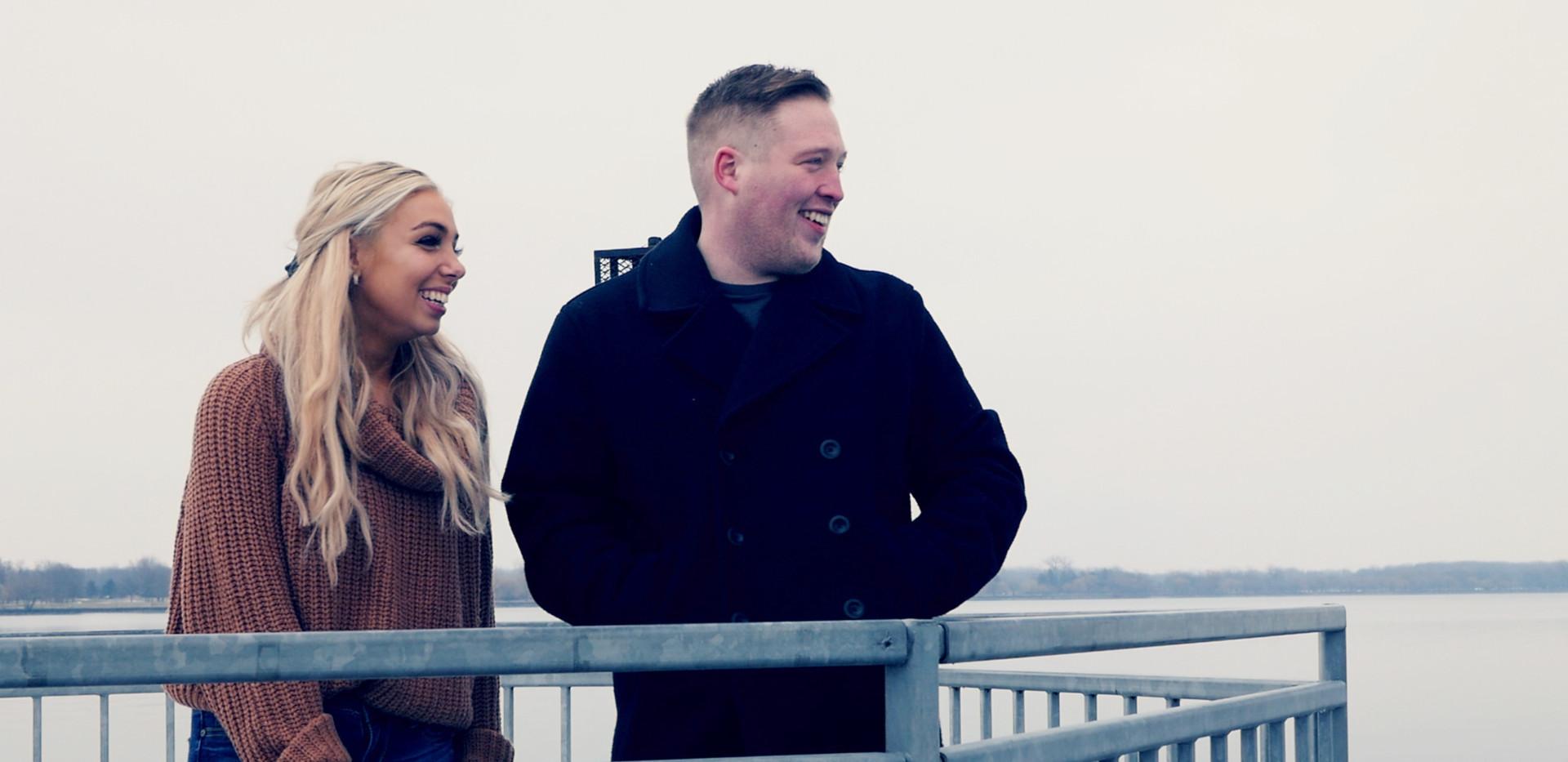 This Life Music Video Pier Scene Film St