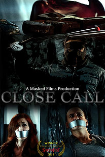 Close Call Shriekfest Commercial Poster