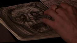 Deadly Presence Sketch Book