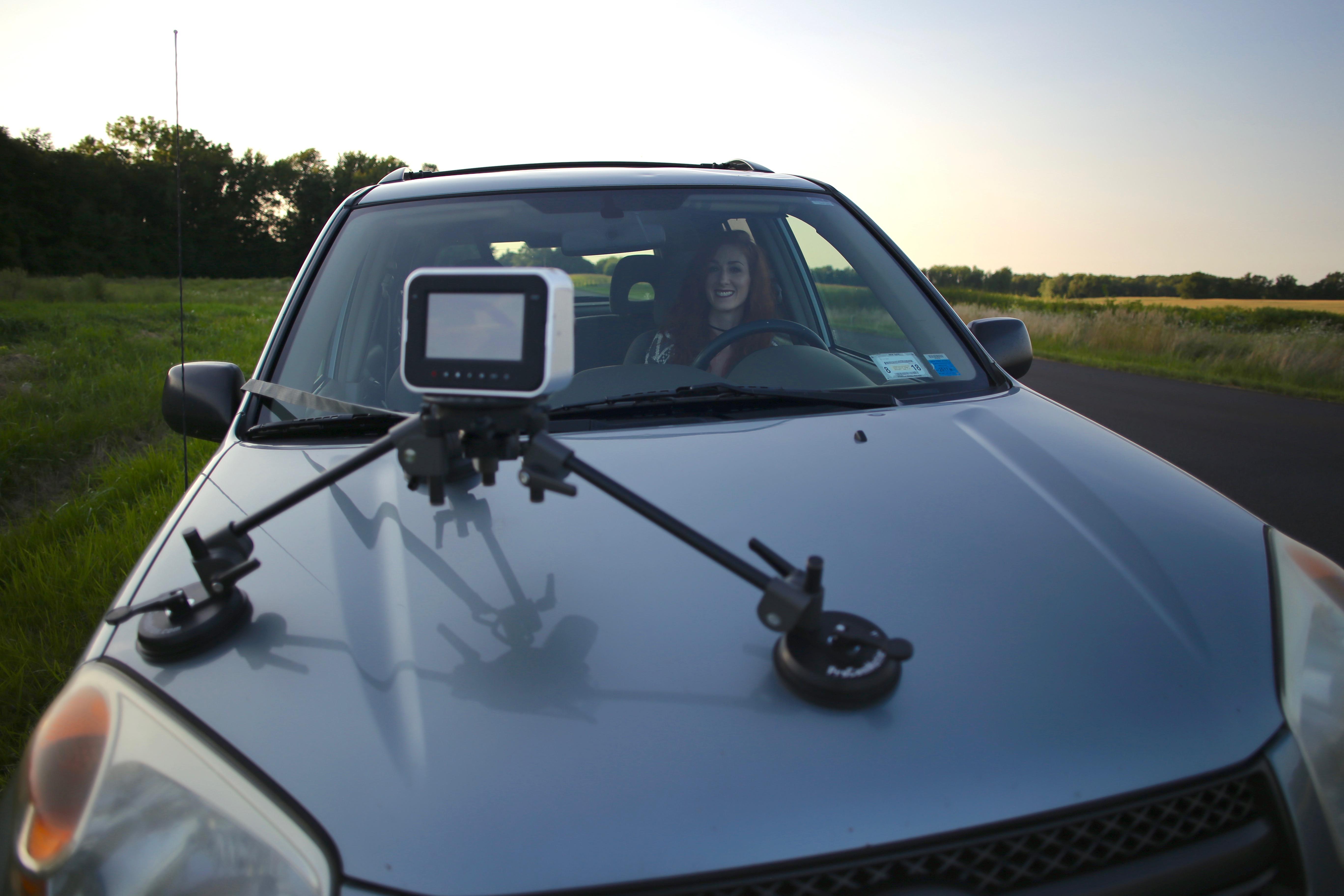 Mobile Mount Car Rig Kit