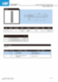 Precision Guide Pin - Straight Type