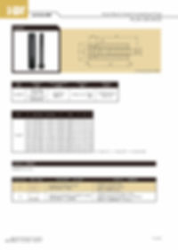 Stock Block - Fixed Counterbore Type