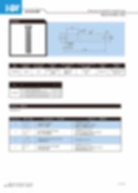 Precision Guide Pin - Head Type