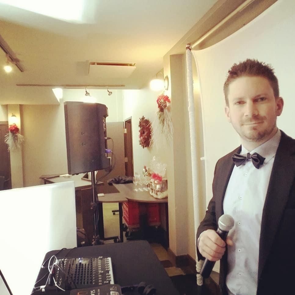 DJ animateur party de noel Orford