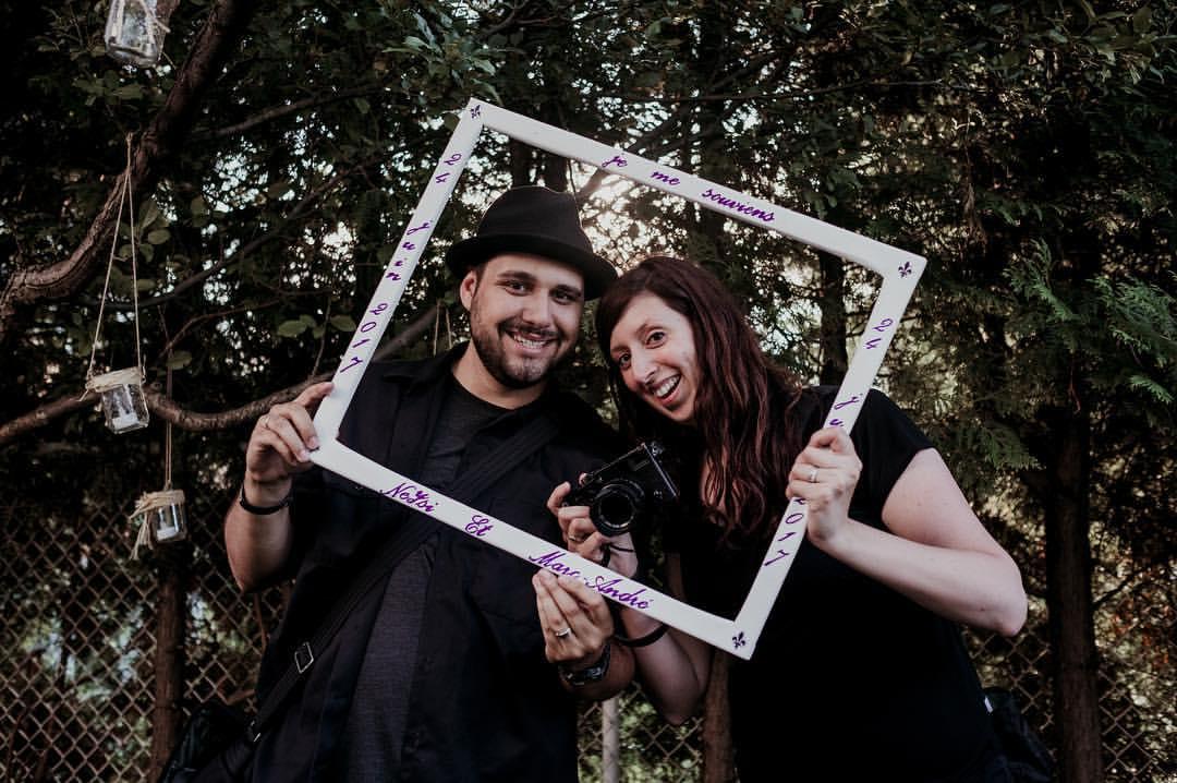 Jonathan Rose photographe mariage