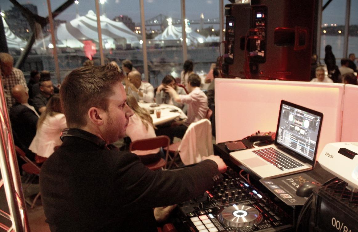 DJ Master D, dj soirée Montréal
