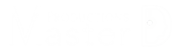 Logo Master D Productions