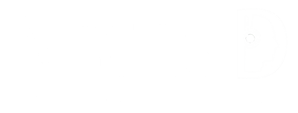 Maste D Productions - Les professionnels du party, logo 2019