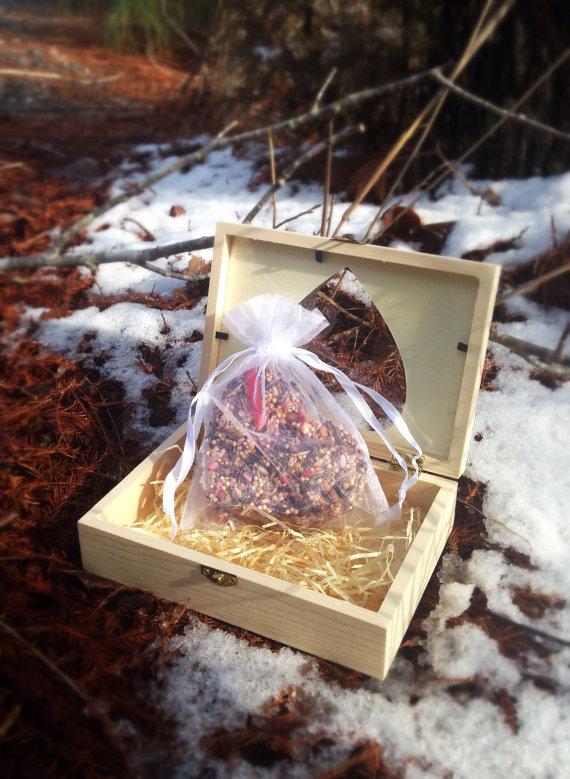 Birdseed Gift Box