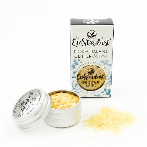 EcoStardust Sunshine Biodegradable Glitter