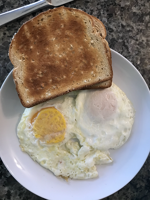 Farm Fresh Eggs - 1 Dozen