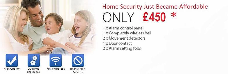 Burglar Alarms Bromley