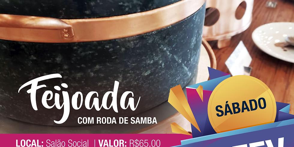 Feijoada com Roda de Samba