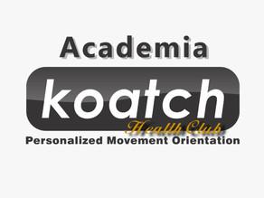 Nova parceria do TCP: Koatch é a responsável pela academia do clube