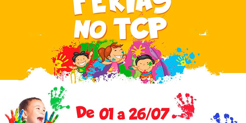 Colônia de Férias no TCP