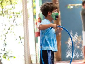 Você sabe como entreter as crianças nas férias?