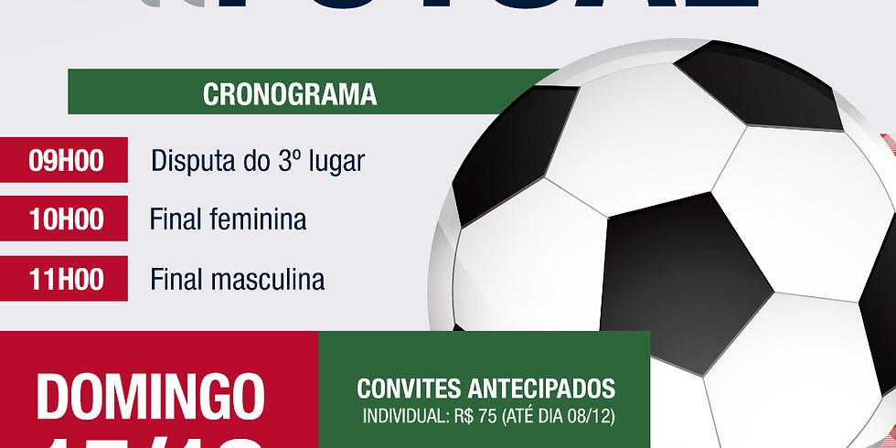 Festa de Encerramento do Futsal 2019