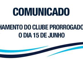 FECHAMENTO DO TCP PRORROGADO ATÉ 15.06.2020