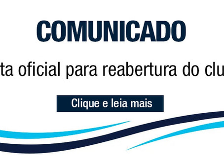 Reabertura do Tênis Clube Paulista