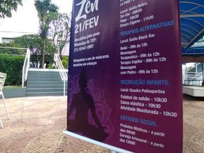 TCP realiza 1ª Jornada Zen