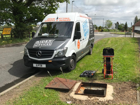 Why a CCTV drain survey?