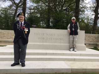 Follow our Veterans on the 70th Liberation of Holland while at home in Canada