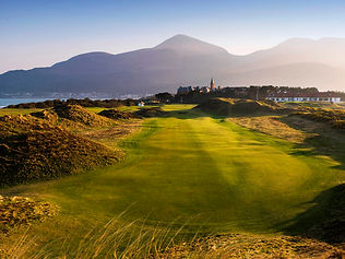 Golf - Royal County Down [Copyright Chri