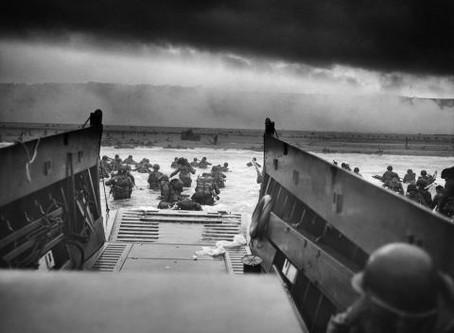 A Canadian's Journey Through D-Day  Part 1: Preparation
