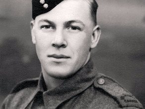 Dieppe 75 | Jack A Poolton, Destined to Survive