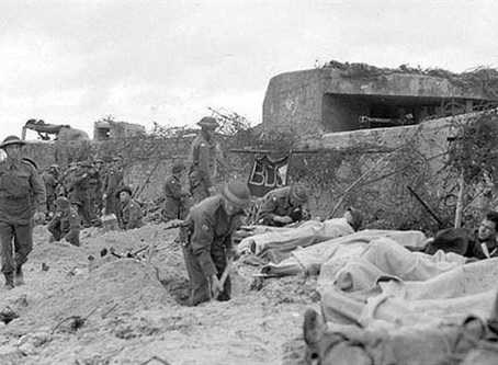 A Canadian's Journey Through D-Day  Part 3: Turning Point