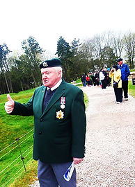 Battlefield vet & traveller gives us the thumbs up