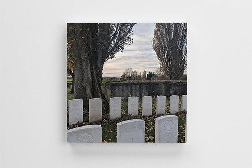 Tyne Cot Commonwealth Cemetery