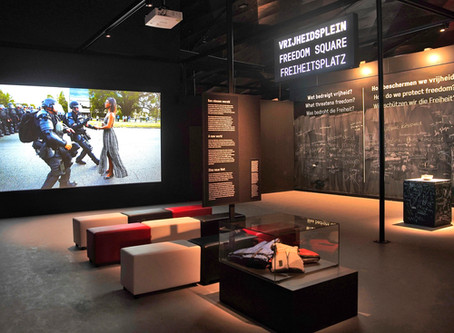 A boost for Dutch museums and memory centers highlighting events between 1940-1945.