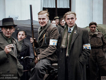 The Liberation of the Netherlands: The Secret Heroes