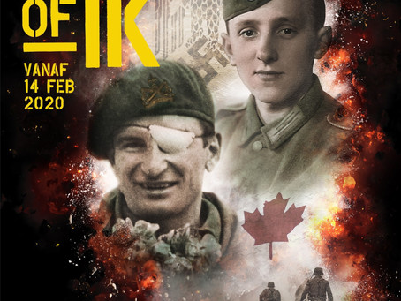 Him or Me - The Parallels of a Canadian and German, Museum Exhibition