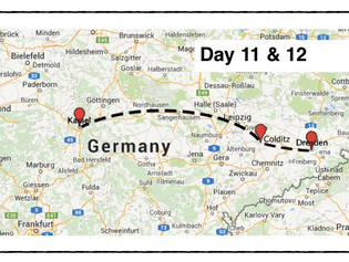 Day 11- Exploring Colditz