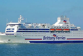Brittany Ferries - Ferry Normandy Crossi
