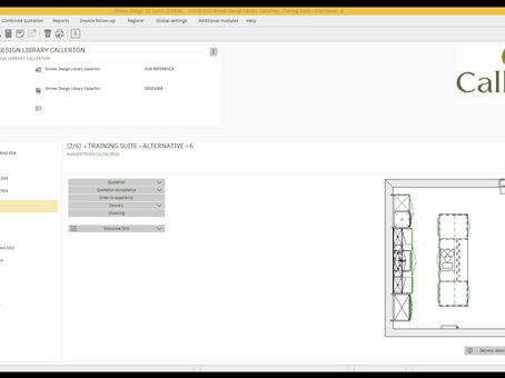 Producing an Order Part 1 - Drawing Settings