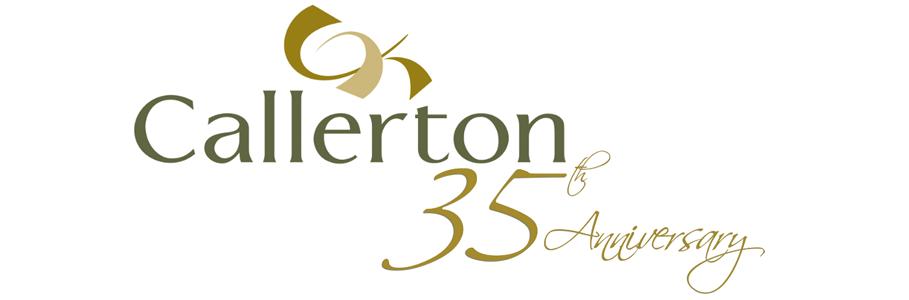 Calleton 35th Anniversary Logo