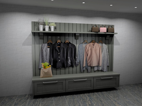 Boot Room - Cubic 1