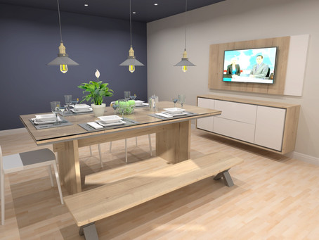 TV Area - Concept 1