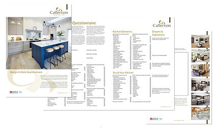 Design Criteria Questionnaire